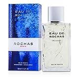 NEW Rochas Eau De Rochas EDT Spray 3.3oz Mens Men's Perfume