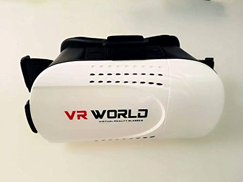 2016 Google cardboard VR BOX II 2.0 Version VR Virtual Reality 3D Glasses For 3.5 - 6.0 inch Smartphone
