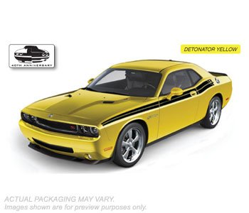 1/25 '10 Dodge R/T Classic Detonator Yel Assembled