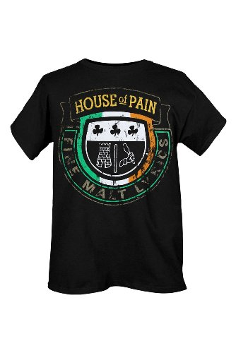 House Of Pain Crest Slim-Fit T-Shirt