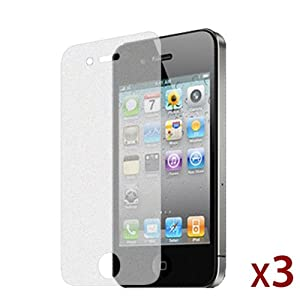 Generic Screen Protector for iPhone 4 / 4S - Diamond Finishing