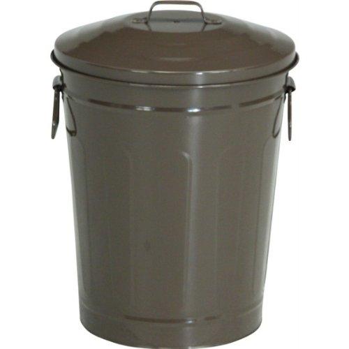 マルチダスト缶 12L ブラウン ブラウン [並行輸入品]