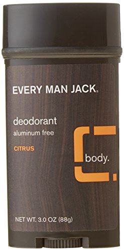 Every Man Jack Deodorant, Citrus (Aluminum Free Deodorant For Men compare prices)