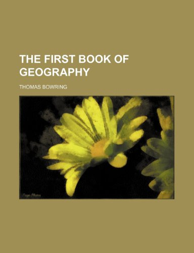 The First Book of Geography