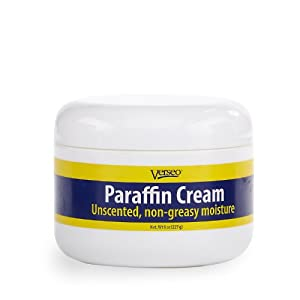 Verseo Paraffin Cream Unscented Non-Greasy Moisture 8 oz. For Men And Women