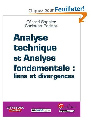 L'analyse technique et fondamentale
