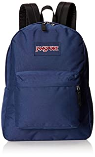 Jansport Superbreak Backpack (Navy)