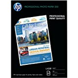HP - Matt photo paper - A4 (210 x 297 mm) - 200 g/m2 - 100 sheet(s)