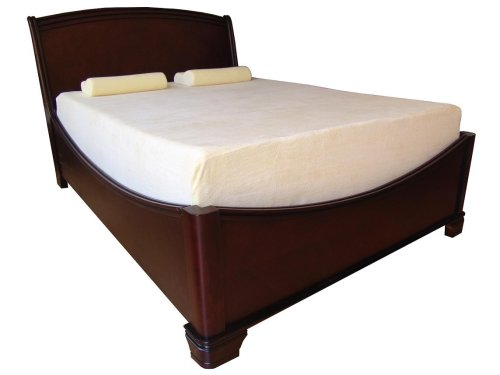 Twin Deluxe 10-Inch Memory Foam Mattress