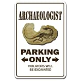 Archaeologist [3 Pack] of Vinyl Decal Stickers | Indoor/Outdoor | Funny Decoration for Laptop, Car, Garage, Bedroom, Offices | SignMission