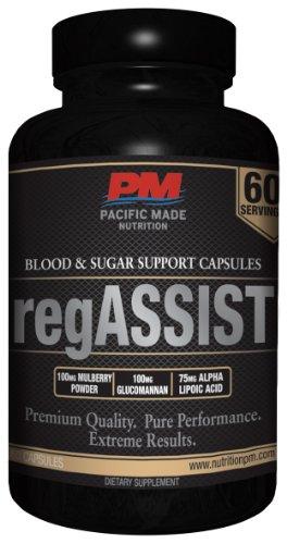 Regassist | Best All Natural Blood Sugar Support Vitamins, No Side Effects, 100% Safe - On Sale Now - Order Today!