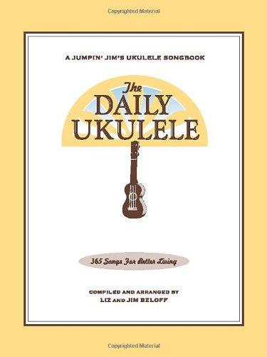 The Daily Ukulele (Fakebook) (Jumpin' Jim's Ukulele Songbooks) PDF
