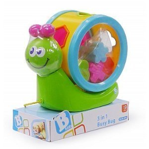 B kids 3 in 1 Busy Bug (Discontinued by Manufacturer)