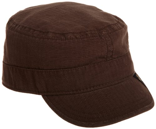 The Goorin Bros. Men's Private Cap features classic cadet style, 100% lightweight cotton, unlined, and a soft cotton twill sweatband.           via Goorin Bros. Men's Private Cap