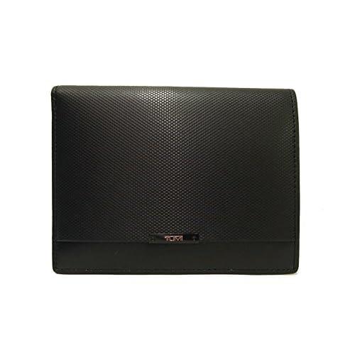 (トゥミ) TUMIパスポートケース メンズ QUANTUM(ブラック) 12071D TM-130 [並行輸入品]