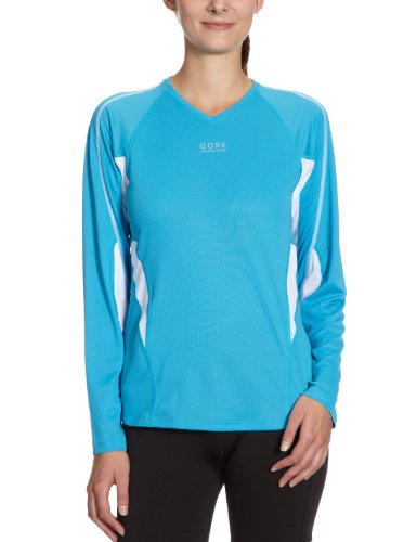 Gore Running Wear Women's Running Air Long Lady Shirt
