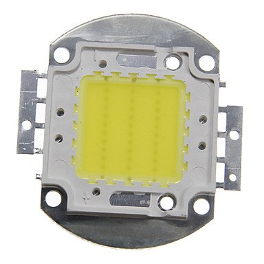 Gg30W High Power Integrated Cold White Square Led Module (Dc 32-35V)