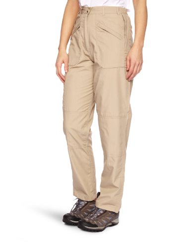 Action Trousers II Damenhose Lichen Gr 36 - Short