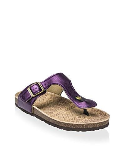 Muk Luks Women's Violet Terra Turf Sandal