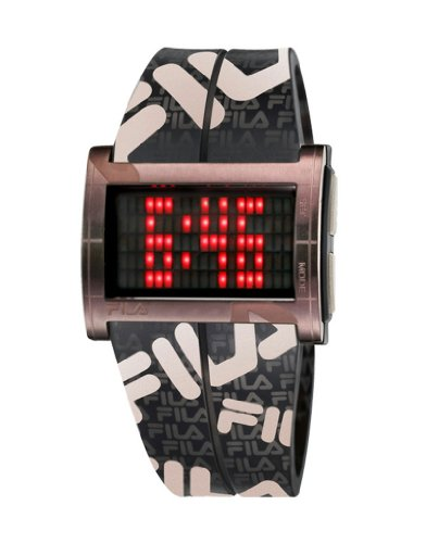 Fila Women's Camouflage LED Watch FA0773-03