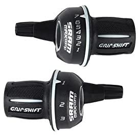 Sram MRX Comp Twister Mountain Bike Shifter Set - DUPLICATE