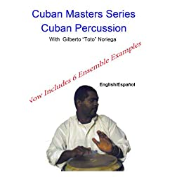 Cuban Masters Series: Cuban Percussion