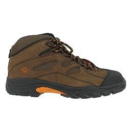 Wolverine Men\'s W02194 Hudson Boot, Brown/Black, 10 M US