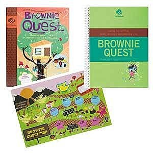 GSA Brownie How to Guide on Quest PDF