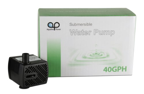Aqualine Power PP-300 40GPH Submersible Fountain Pump
