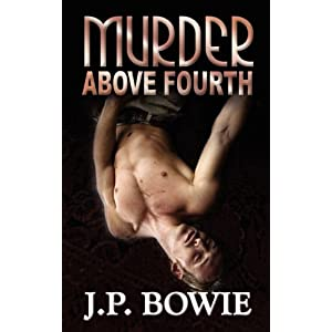 cover art for Murder Above Fourth