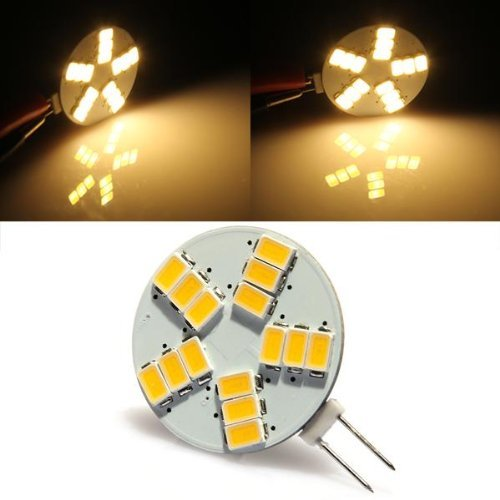 SODIAL(R) G4 SMD5630ue5 LED 4W Beleuchtung Lampe Licht Spot Leuchtmittel Warmweiss