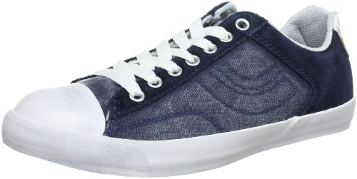 JACK & JONES JJ New York Basket Low Low Top Mens multi-coloured Mehrfarbig (MOOD INDIGO) Size: 7 (41 EU)