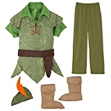 Disney Peter Pan Costume Collection for Boys - Size 3 - New