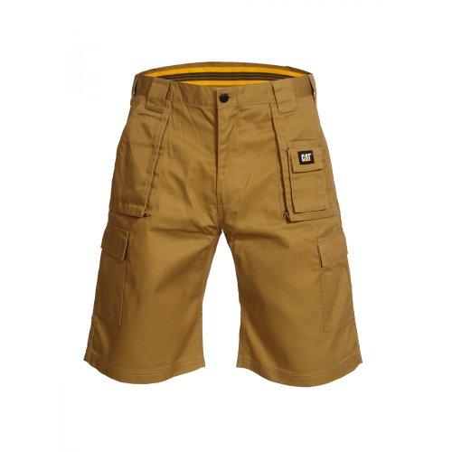 Caterpillar C980 Cargo Work Shorts / Mens Shorts / Shorts (Waist 32 inch) (KELP)