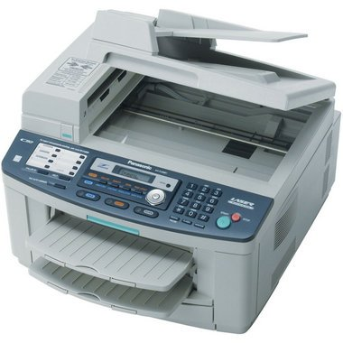 Panasonic 5 In One Multifunction Office Machine W/ 2-Bin Separator Fax Modem Speed 33.6 Kbps New