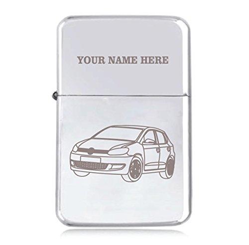 VW Polo, personalizzata STAR-Accendino antivento a benzina