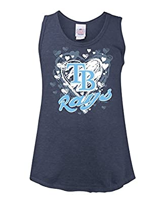 MLB Tampa Bay Rays Youth Tank