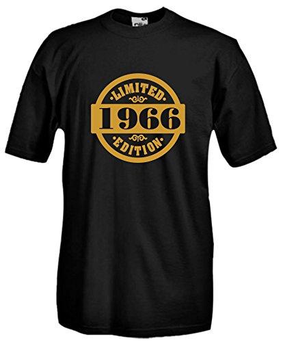 Settantallora - T-shirt Maglietta J849 Limited Edition 1966 Taglia XXL