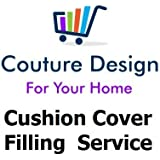 CD Trading 45x45cm (18inch) Cushion Filling Service - Mainland UK only - To fill covers from this supplier
