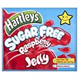 Hartley's Sugar Free Jelly Raspberry 23G