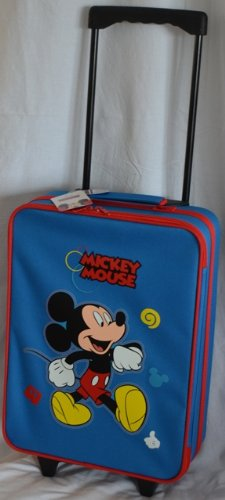 Mickey Mouse Disney Koffer Trolley Kinderkoffer