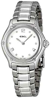 Ebel Women's 9090211-19865P 1911 Diamond Accented Watch from Ebel