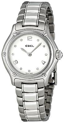 Ebel Women's 9090211-19865P 1911 Diamond Accented Watch