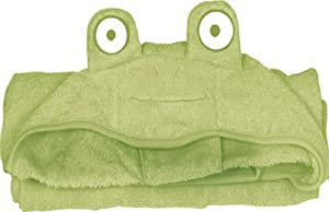 Minene Hooded Cuddly Towel (Green)