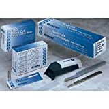 Dynarex Medi-Cut Sterile Disposable Scalpels #10, Steel Blade 10 per Box