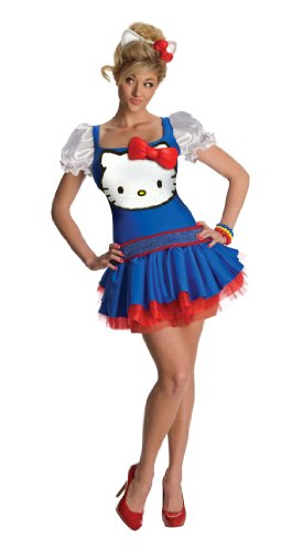 Hello-Kitty-Secret-Wishes-Sexy-Classic-Dress-Costume