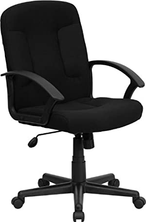 Flash Furniture GO-ST-6-BK-GG Office Chair