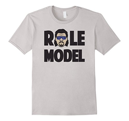 Men's Role Model Kenny Powers Shirt Large Silver (The Role Model compare prices)