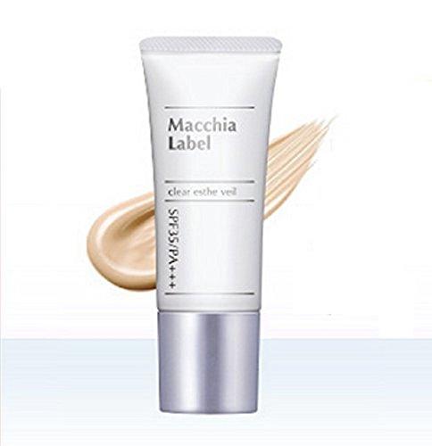 MacchiaLabel(マキアレイベル)薬用 クリアエステヴェール 美容液 ファンデーション(ナチュラル)13ml