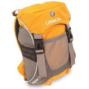 NEW! Littlelife Alpine 2 Toddler Daysack - Yellow